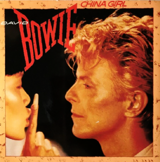 "David Bowie - China Girl (7"") (EX-/VG+)"
